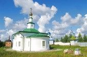 IМонастырь в Усть-Выме