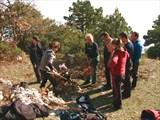 Пещера Алупка-Иссар 23.02.08 Ялтинская спелеосекция
