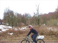 Тренировка к вело походу в Турцию