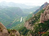 Люди лезут в горы, чтобы увидеть, как красивво внизу.