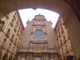 Фасад базилики.