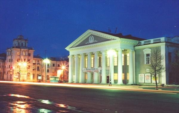 Курганский театр Драмы