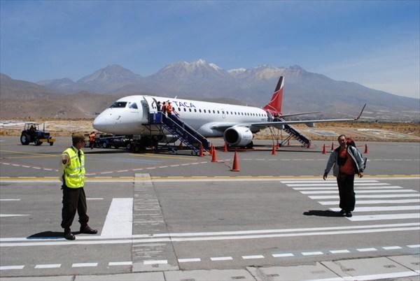 Аэропорт Arequipa