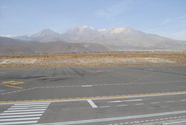 Аэропорт в Arequipa