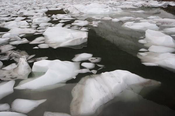 Маленькие айсберги
