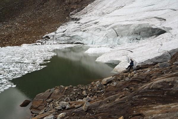 Древний ледник