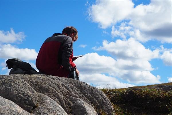 Читающий