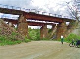 Мост 1892 года постройки.