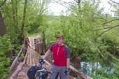Тайный мост через р. Солонка