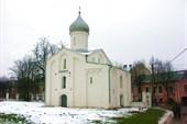 Церковь Прокопия, 1529 г.