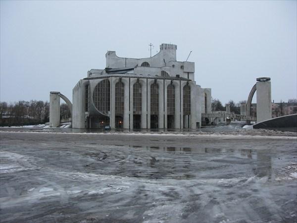 Новгородский Драмтеатр