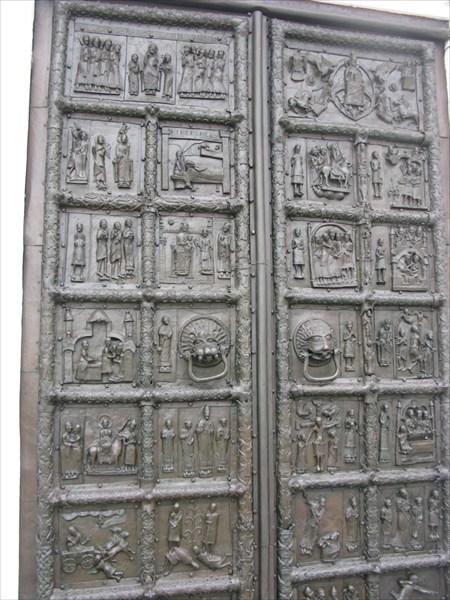 Магдебургские врата Софии