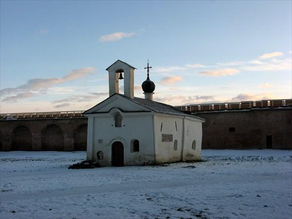 Церковь Андрея Стратилата,  XIV—XVII вв