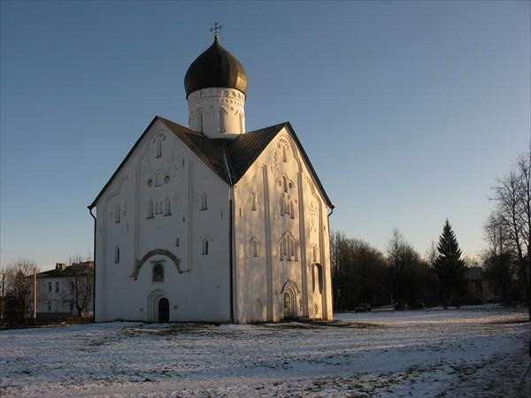 Церковь Спаса на Ильине 1374