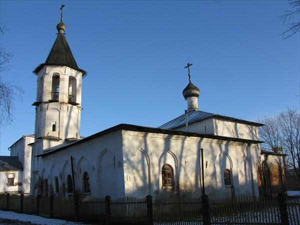 Церковь во имя Собора Пресвятой Богородицы 1557