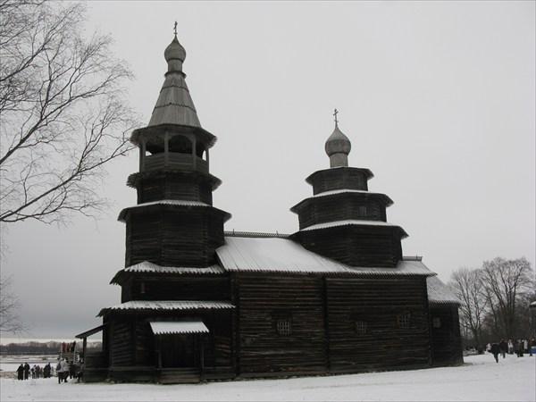 Ярусная церковь Николы 1757 года