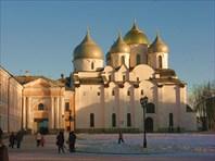 Архитектурные памятники Великого Новгорода