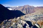 Район горы Палатка