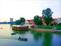 Минск - сердце Беларуси