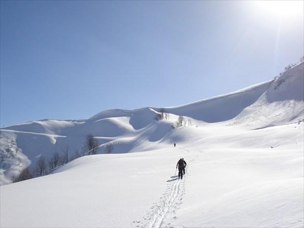 К перевалу Анчхо