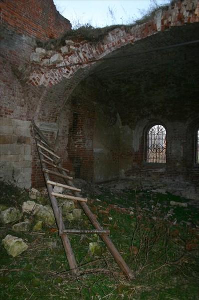 колокольня в Холохольне