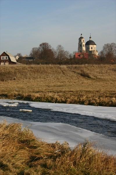река Холохольня