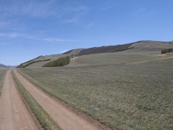 Основная дорога долины