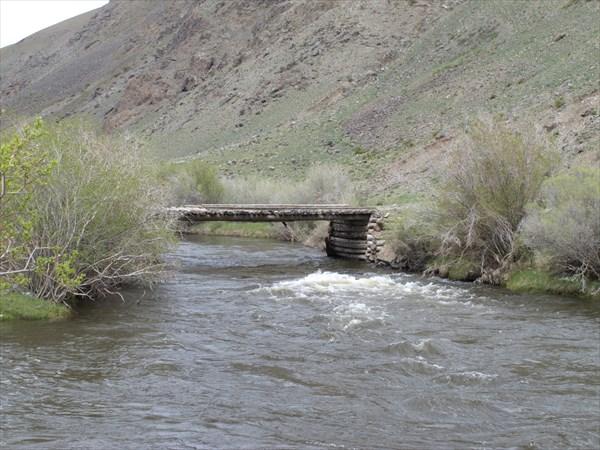 Мосты по пути