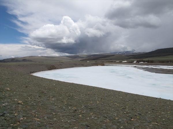 Снег на Каргы
