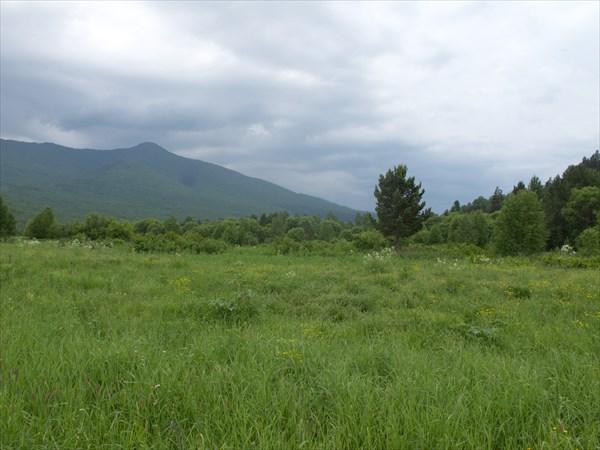 Бывшая деревня Киргинджуль