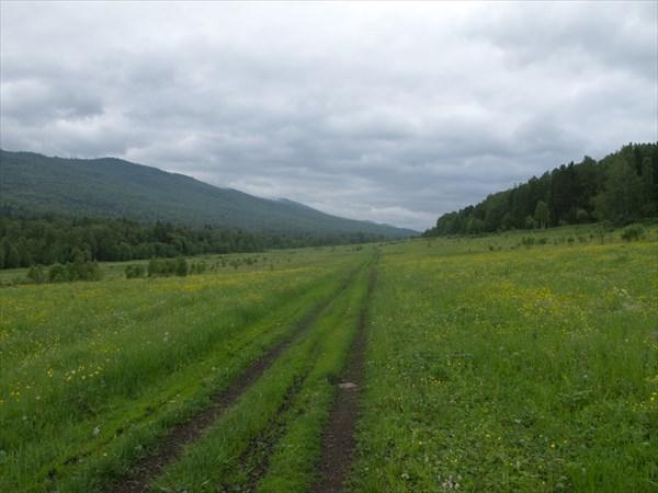 На перевал Мартышкин