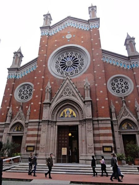 Церковь Святого Антония Падуанского — католическая базилика.
