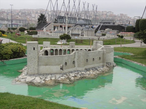 Замок Девы, Кизкалеси
