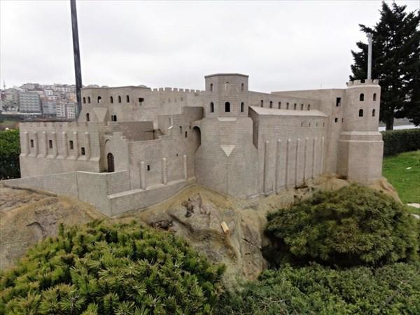 Крепость Аджад