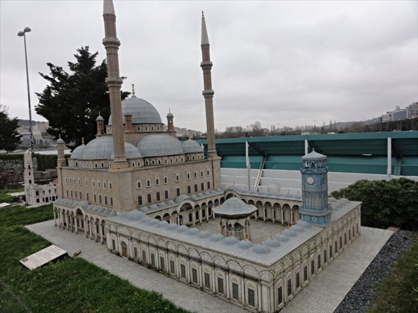 Египет, Каир. Мечеть Мухаммеда Али (Алебастровая мечеть)