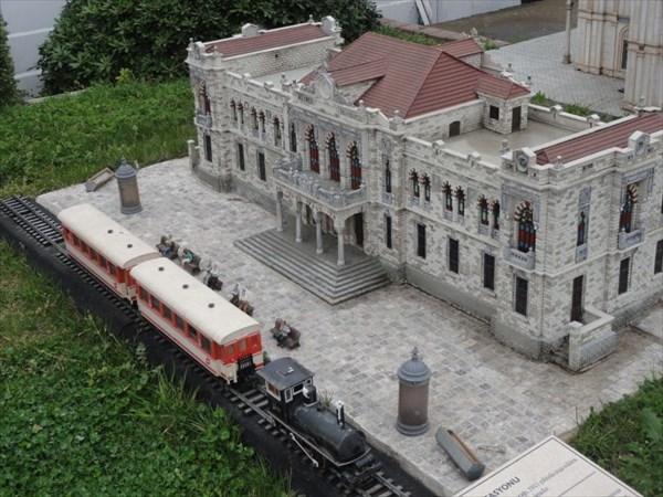 Сирия, Дамаск. Хиджазский железнодорожный вокзал