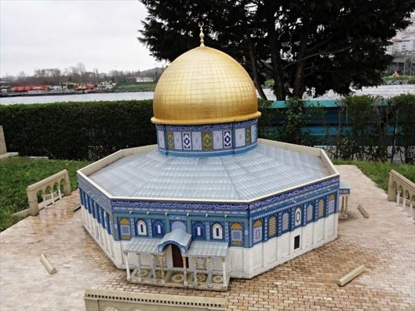 Израиль, Иерусалим. Купол скалы