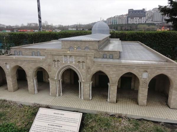 Израиль, Иерусалим. Мечеть Эль Акса