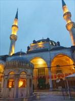 Вечерний Стамбул.