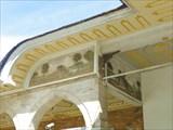Боковая галерея Ворот Счастья со стороны Второго двора.