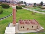 Мечеть с рифленым минаретом,  Йивли, Анталия, 1373г.