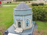 Зеленая гробница в Бурсе.