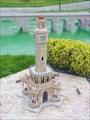 Часовая башня в Измире.