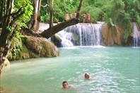 Водопад Куангси