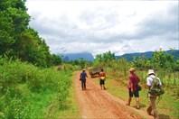 Прогулка по окрестностям Вангвианга