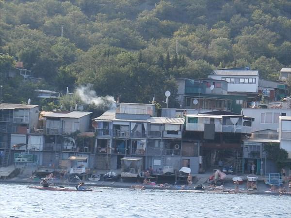 Черноморские фавелы...