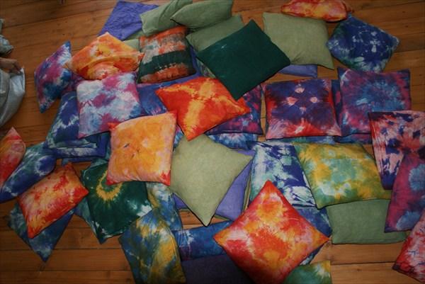 Можжевеловые подушки