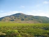 17. Гора Хребет с перевала Ходовой южный