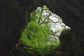 Вход в пещеру разбойника Чаха