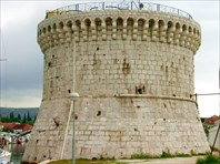 Крепостная башня в Трогире